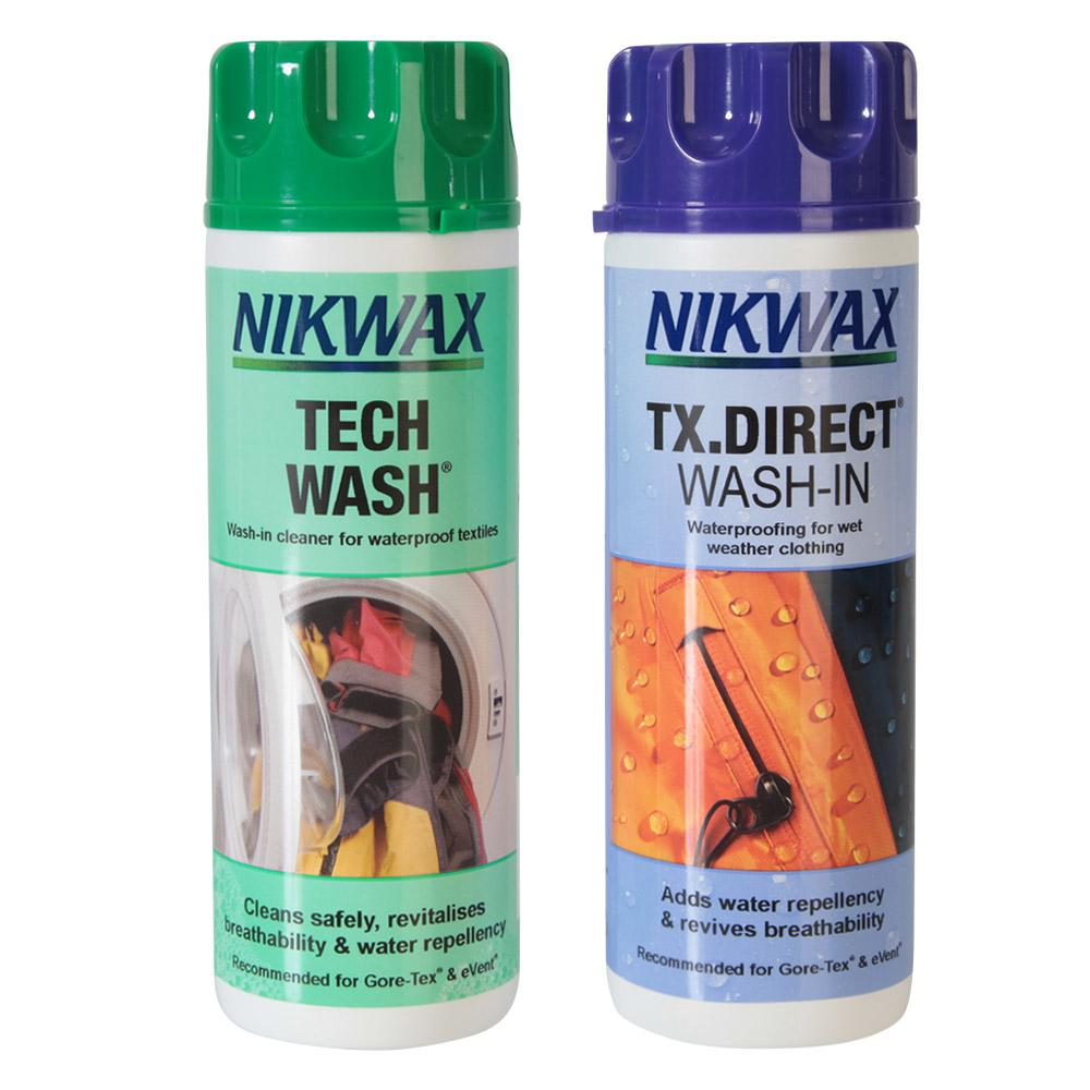Tech Wash and TX Direct Wash-In Package
