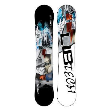 Lib Tech 2022 Men's Skate Banana Snowboard