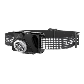 LED Lenser  SEO 7R Headlamp - 220 Lumens - Black