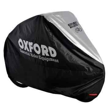 Oxford  Aquatex Bike Cover - Single - Black/Grey