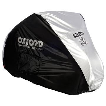 Oxford Aquatex Bike Cover - Double