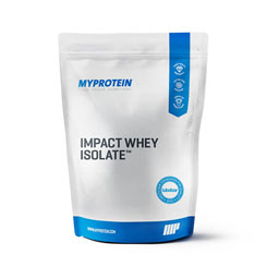 Myprotein Impact Whey Isolate - 2.5kg