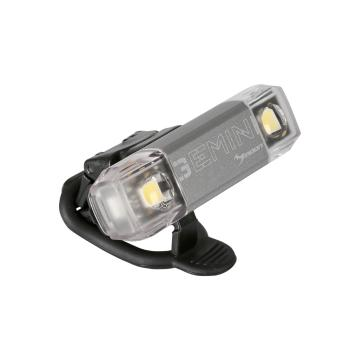Moon Gemini Front Light - 60 Lumen - Black