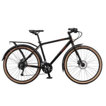 Mongoose 2021 Rogue Urban Bike - Black