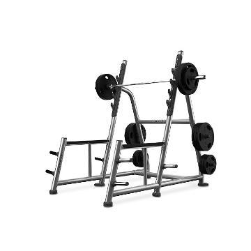 Matrix Fitness Matrix Magnum Pro Squat Rack