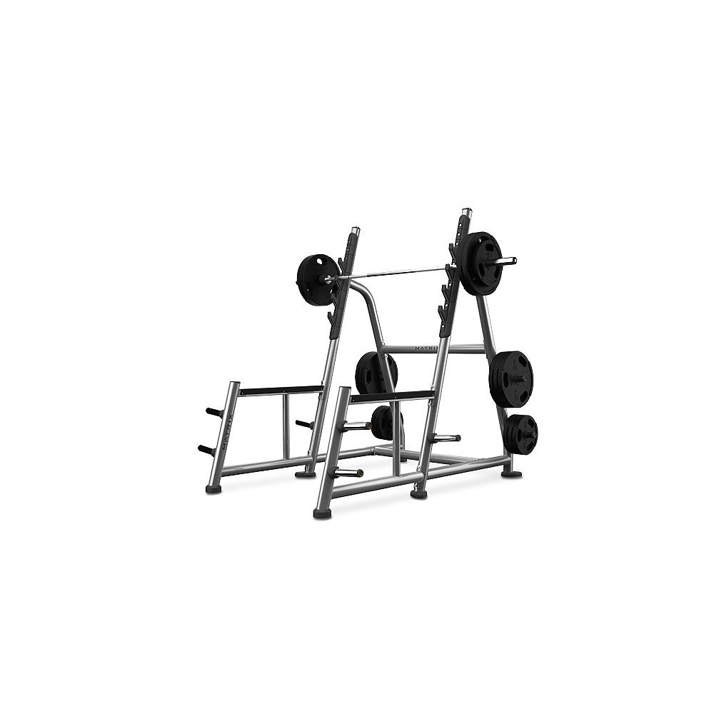 Matrix Magnum Pro Squat Rack