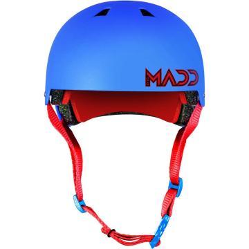 MADD Gear Helmet - Blue/Red