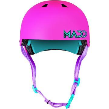 MADD Gear Helmet - Pink/Purple