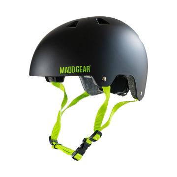 MADD 2018 ABS Helmet - Black