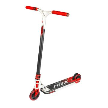 MADD MGX E1 Scooter - Silver/Red