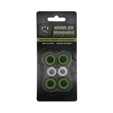 MADD Bearings K3 - Set Of 4 - Green