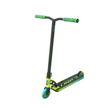MADD VX9 Pro Scooter - Lime/Aqua