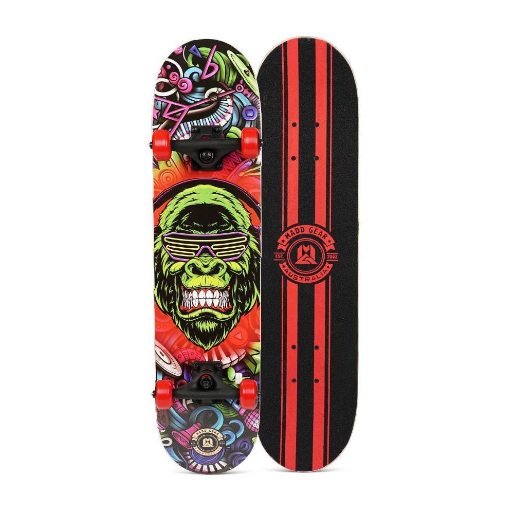 Mid Spec Skateboard Boom'N 31in