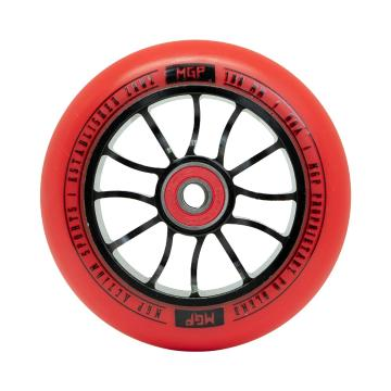 MADD 100mm Gear Force Scooter Wheel - Red - Red
