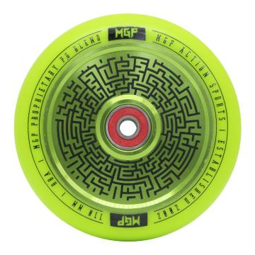 MADD 110 mm Gear Corrupt Scooter Wheel - Green