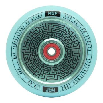 MADD 110 mm Gear Corrupt Scooter Wheel - Teal