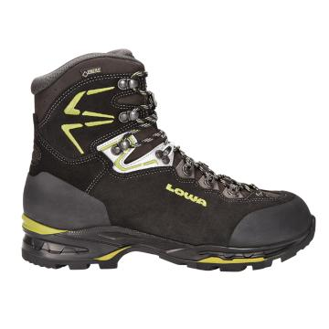 Lowa Men's Gore-Tex Ticam II WXL Boots - Black/Green