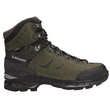 Lowa Men's Camino WXL Gore-Tex  Boots - Dark Grey/Black