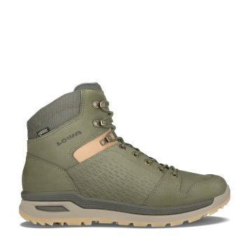 Lowa Men's Locarno GTX Mid Boots - Forest