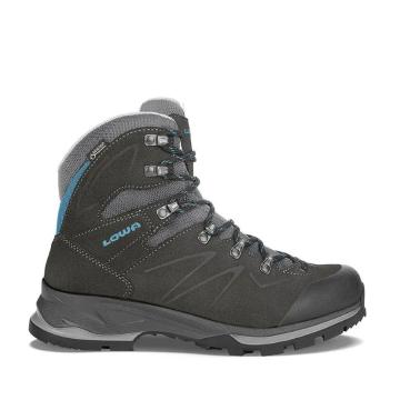 Lowa Women's Badia GTX - Anthracite/Blue