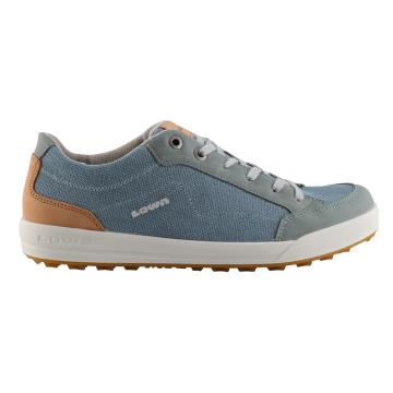 Lowa Women's Maine Lo Casual Shoes - Ice Blue