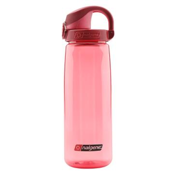Nalgene On The Fly Bottle - 650ml - Petal Red Cap