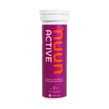 Nuun Active Hydration Tablets - Tri Berry