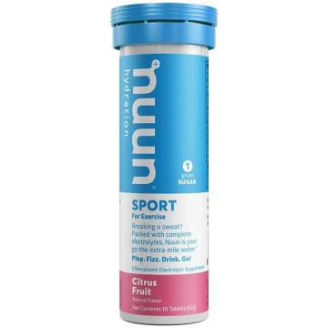 Nuun Sport Hydration Tablets - Citrus Fruit