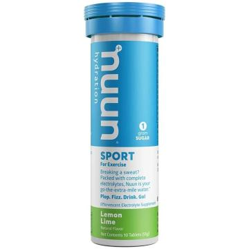 Nuun Sport Hydration Tablets - Lemon Lime