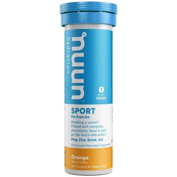 Nuun Sport Hydration Tablets - Orange