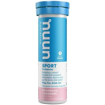 Nuun Sport Hydration Tablets - Strawberry Lemonade