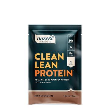 Nuzest Clean Lean Protein 25g Sachet - Rich Chocolate