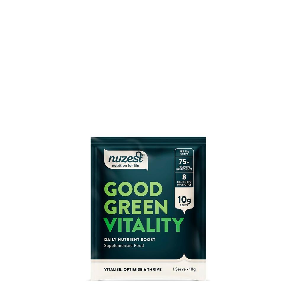 Good Green Vitality 10g Sachet