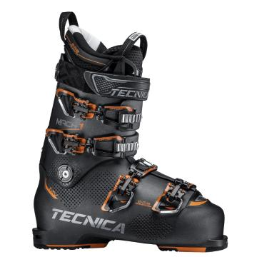 Tecnica Men's Mach1 MV 110 Ski Boots - Anthracite 295