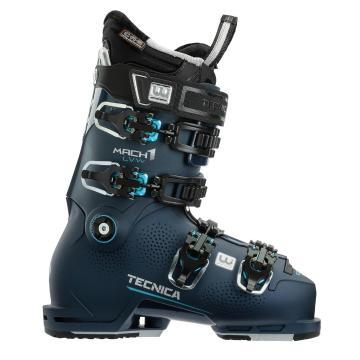Tecnica 2021 Women's MACH1 LV 105 W Boots - Night Blue