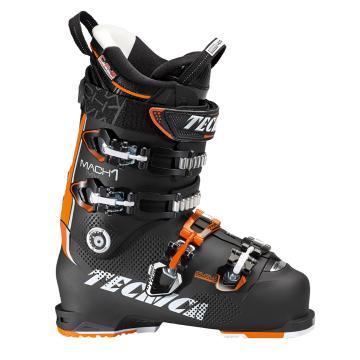 Tecnica 2016 Men's Mach1 110 Mid-Volume Ski Boots - 100mm