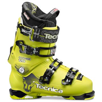 Tecnica 2016 Men's Cochise 120 Ski Boots - 100mm