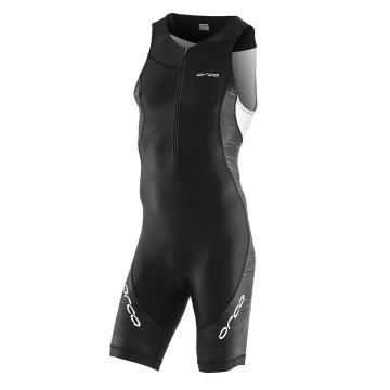 Orca Men's Core Racesuit - Black/White