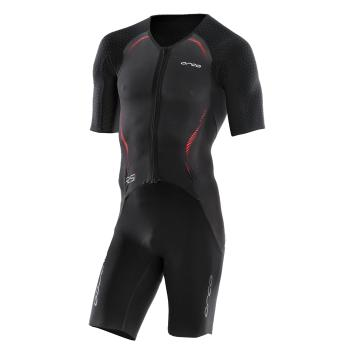 Orca Men's RS1 Kona Racesuit - Black/Red