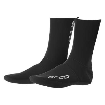 Orca Unisex Swim Socks - Black