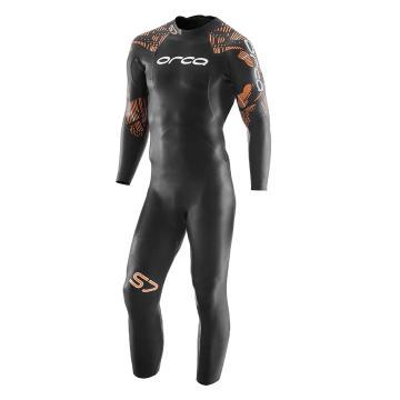 Orca Men's S7 Wetsuit - Black