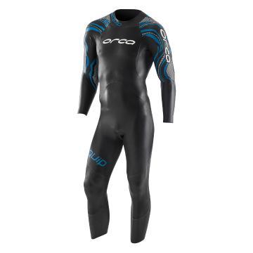 Orca 2021 Men's Equip Wetsuit - Black