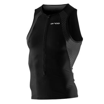 Orca 2021 Men's Core Sleeveless Tri Top - Black