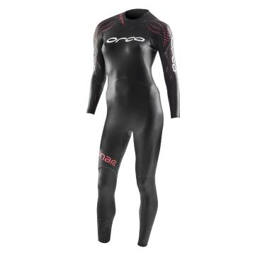 Orca 2021 Women's Sonar Wetsuit - Black