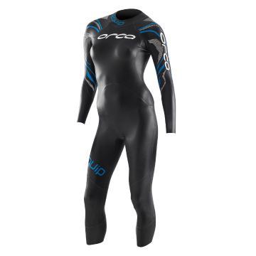 Orca Women's Equip Wetsuit  - Black