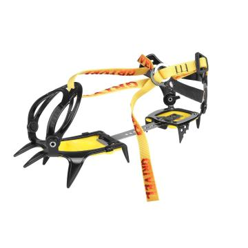 Grivel G10 Crampons with New Classic Bindings