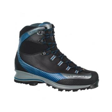 La Sportiva Trango Leather GTX Boots - Blue Carbon