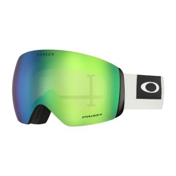 Oakley 2020 Flight Deck Snow Googles - BlockedOutDarkBrushGreyw/prizm