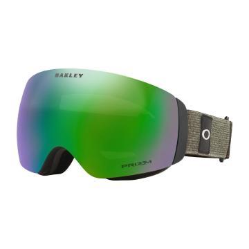 Oakley Flight Deck XM Snow Goggles - HthrdDrkBrshGryw/PrizmJdeIrid