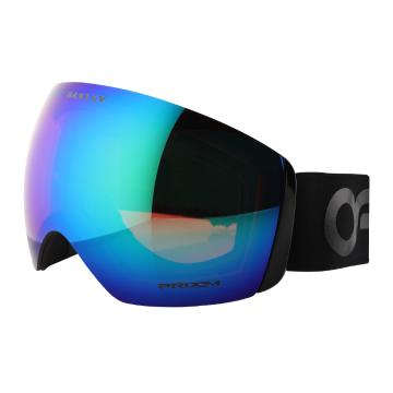 Oakley Flight Deck Prizm Snow Goggles - Factry Pilot Black w/Prizm Jad